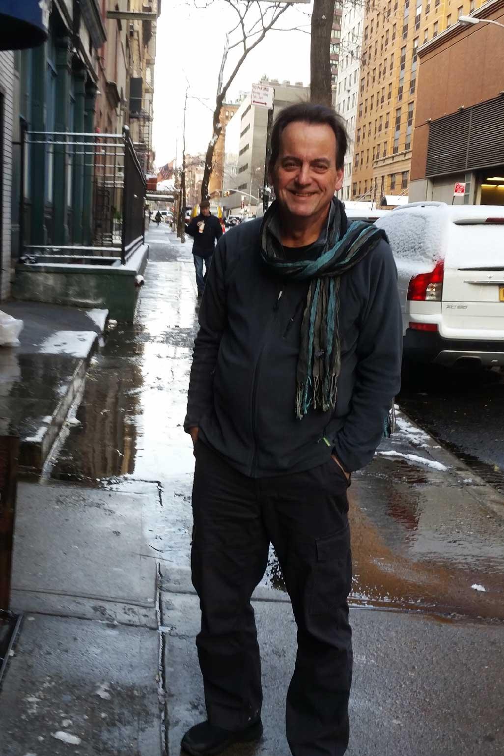 Photo of Robert Dinapoli, Author